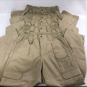 LOT OF 5 Propper Military Utility Mens Pants 32x30